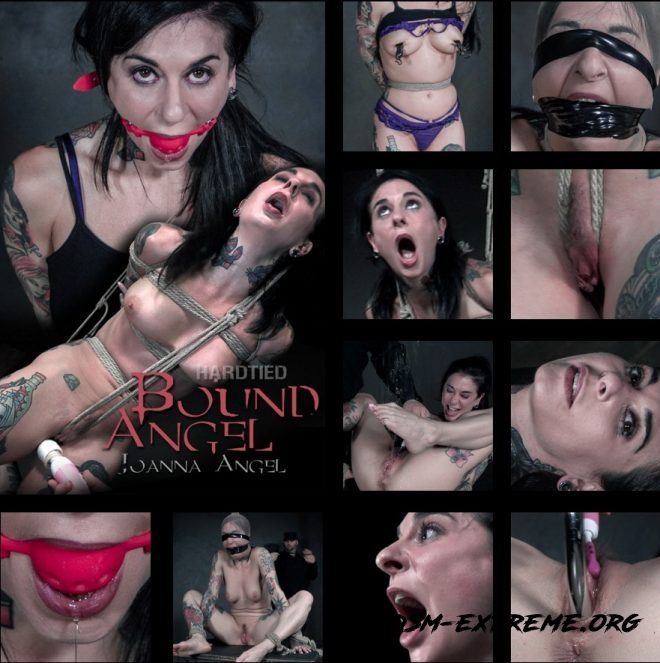 The amazing Joanna Angel get tied up hard! With Joanna Angel (2019/SD) [HARDTIED]