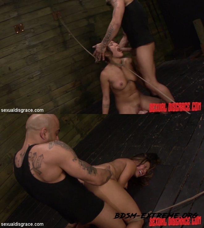 Extreme Anal Gangbang Bondage