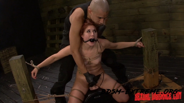 Rose's Limits are Tested With Rose Red, Bruno Dickemz (2020/HD) [SexualDisgrace]