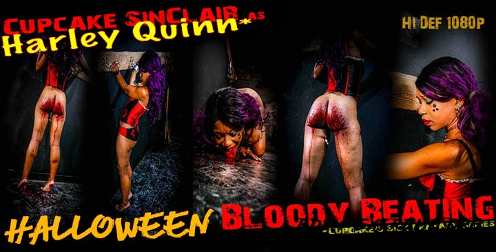 Halloween Bloody Beating With Cupcake SinClair (2020/FullHD) [BrutalMaster]