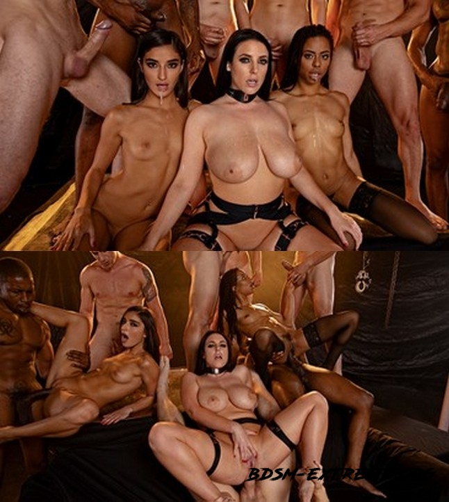 Acceptance With Angela White, Emily Willis, Kira Noir, Markus Dupree, Mick Blue, Isiah Maxwell & Rob Piper (2019/FullHD) [DEEPER]