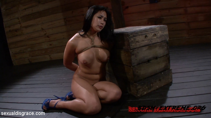 Ardent BDSM Scenes Hard With Mia Little, James Kickstand (2020/HD) [SexualDisgrace]