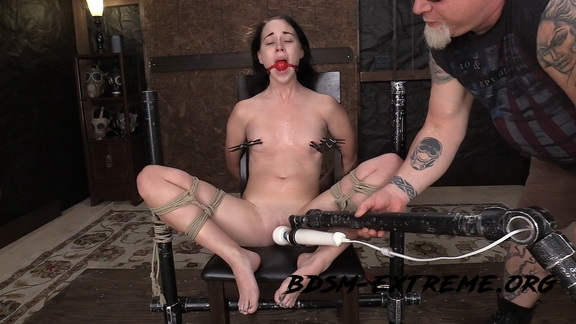 The Helplessness of the Ropes With Bambi Black (2020/FullHD)