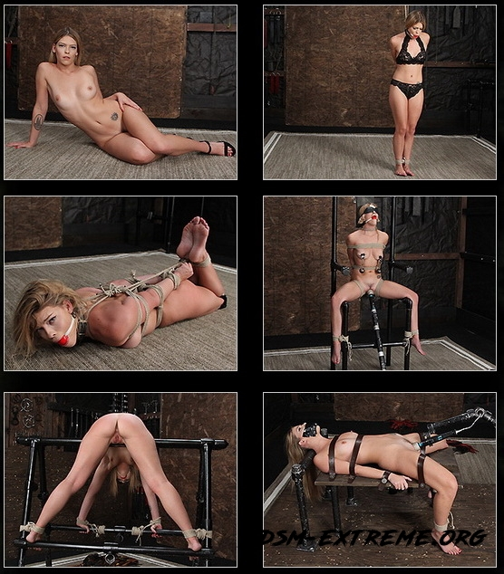 Bound Women in BDSM Wild With Leah Lea (2020/SD) [Leah's First Time Bound]