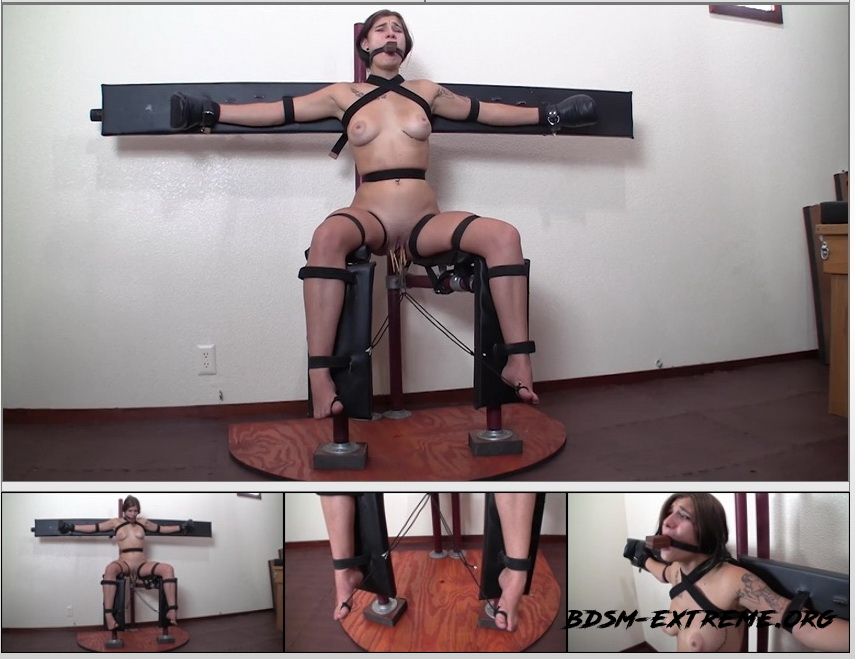 Cass In Chair With Cassandra Crimson (2020/HD) [BondageLife]