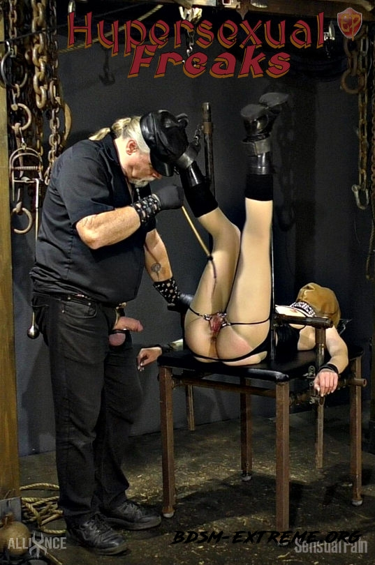 Severe Torture and Humiliation of Bound Women With Hypersexual Freaks (2020/FullHD) [SensualPain]