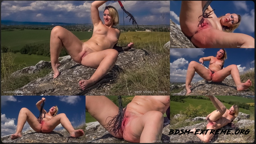 Hard and Wildly Fucked in BDSM With WHIP MYSELF (2020/FullHD) [QueenSnake]