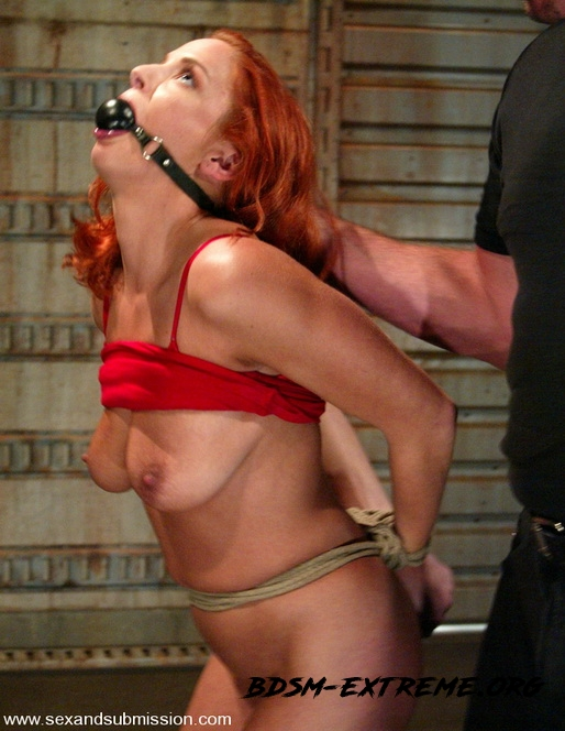 Hard and Wildly Fucked in BDSM With Mark Davis, Gabriella Banks (2020/SD) [SexAndSubmission]