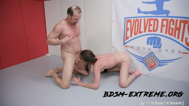 Dirty BDSM Sex Scenes With Sofie Marie, Spike Irons (2020/HD) [EvolvedFights]