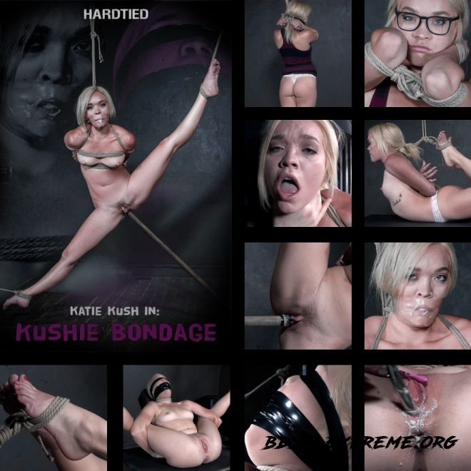 Newbie Katie Kush gets the good INSEX treatment. With Kushie Bondage,Katie Kush (2019/HD) [HARDTIED]