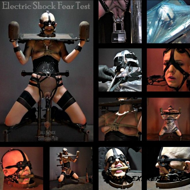 Electric Shock Fear Test With Abigail Dupree (2019/FullHD) [SENSUAL PAIN]