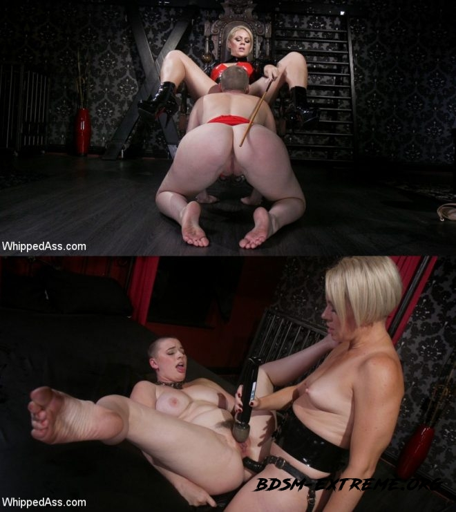 Riley Nixon's Late Slave Redemptio With Riley Nixon, Helena Locke (2019/HD) [WHIPPED ASS]