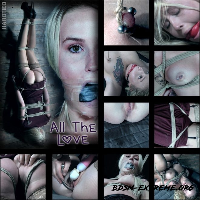 All the Love - Layla love gets loved more than she can stand. With Layla Love (2019/HD) [HARDTIED]