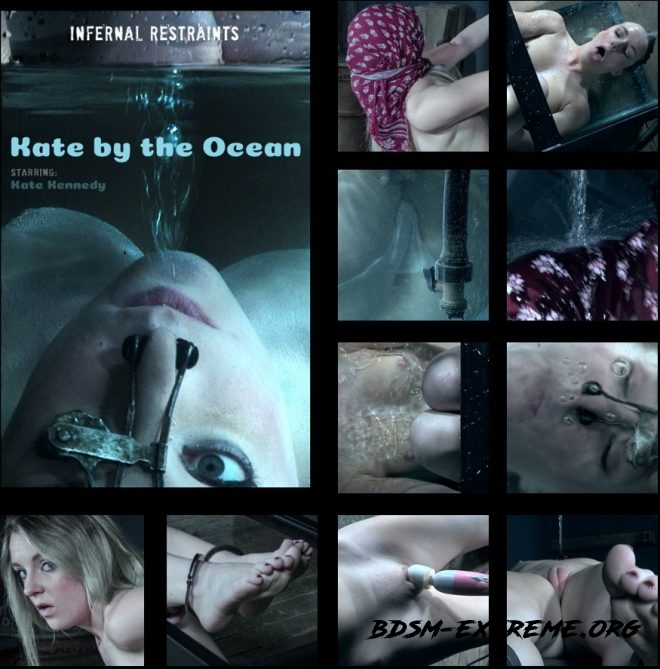 Kate By The Ocean With Kate Kennedy (2019/HD) [INFERNAL RESTRAINTS]