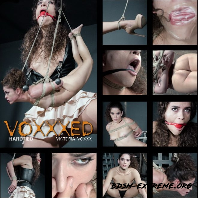 Voxxxed - Victoria learns what it means to be Voxxxed! With Victoria Voxxx (2019/SD) [HARDTIED]