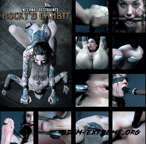 Rocky's Gambi With Rocky Emerson (2019/HD) [INFERNAL RESTRAINTS]