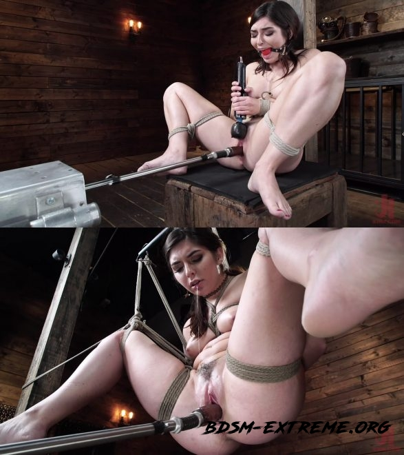 Keira Croft: Bondage Slut Machine Fucked With Keira Croft (2019/HD) [FUCKING MACHINES]