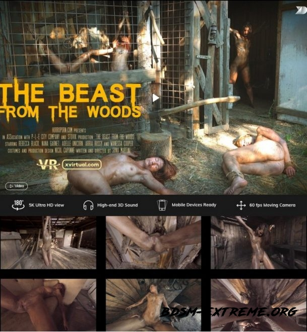 The beast from the woods (2019/UltraHD/2K) [X Virtual, Horror Porn]
