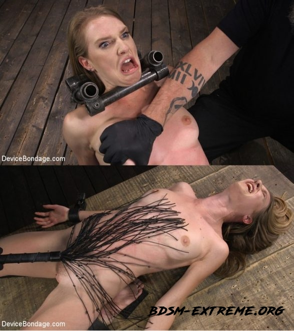 Ashley Lane: Pain Slut Brutally Tormented in Device Bondage With Ashley Lane (2019/HD) [DEVICE BONDAGE]