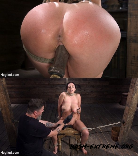 Angela White: Complete Submission to The Pope With Angela White (2020/HD) [HOGTIED]