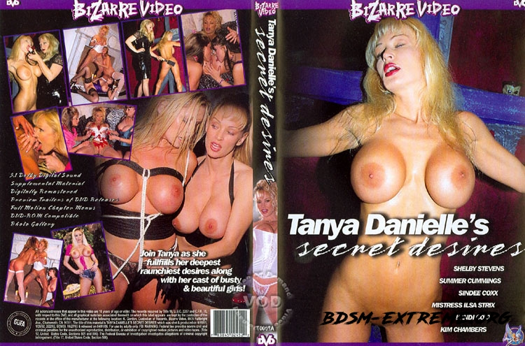Tanya Danielle's Secret Desires (2020/SD)