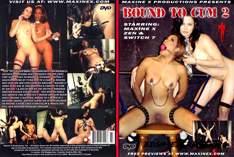 Bound To Cum 2 (2020/SD)