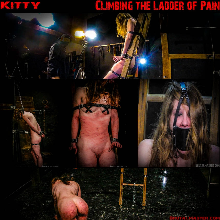 Hardcore BDSM Porn With Kitty (2020/FullHD) [BrutalMaster]