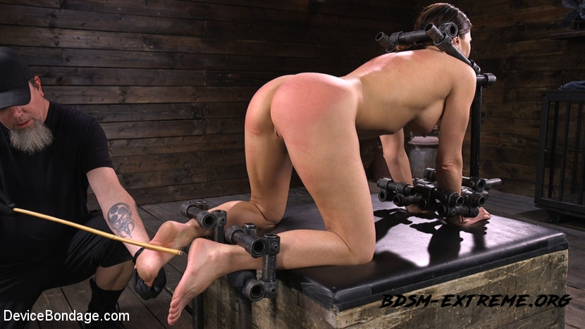 Hardcore BDSM Porn With Ariel X (2020/HD) [DeviceBondage]