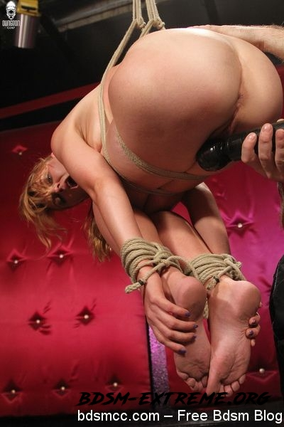 Orgasmic Heights – Rope With Marie McCray (2020/HD) [DungeonofCum]
