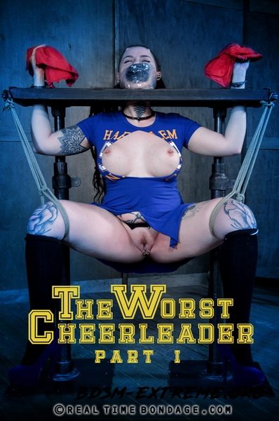 Real Time Bondage – Nov 11, 2017: The Worst Cheerleader Part 1 (2020/HD)