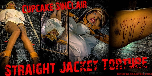 Cupcake SinClair – Straight Jacket Torture | Full HD 1080p | Release Year: Oct 20, 2019 (Oct 20, 2019/FullHD)