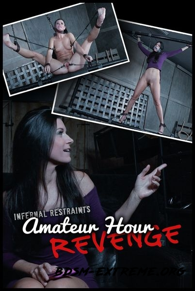 Amateur Hour Revenge With India Summer (2017/HD)