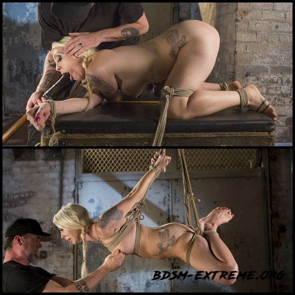 Lorelei Lee Submits to Extreme Bondage and Grueling Torment (2017/HD)