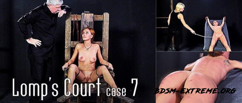 Lomps Court - Case 7 With Wendy (2016/HD) [ElitePain]