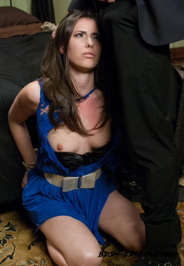 Instigating Bondage Slut! With Casey Calvert (2013/HD) [SexAndSubmission]