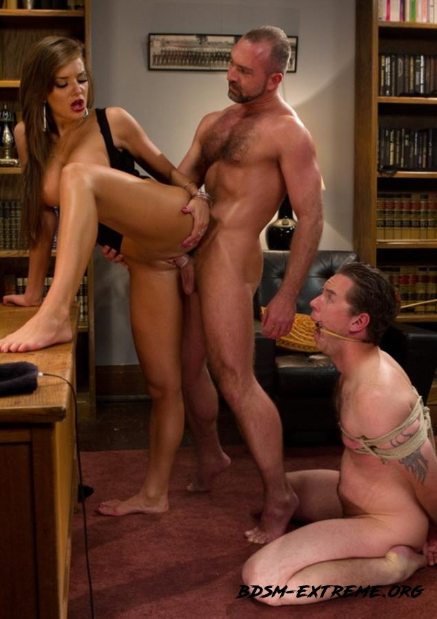 Sadistic wife cuckolds husband with tantric sex specialist. With Nika Noire, Josh West, Vern Hopkins (2011/HD) [DivineBitches]