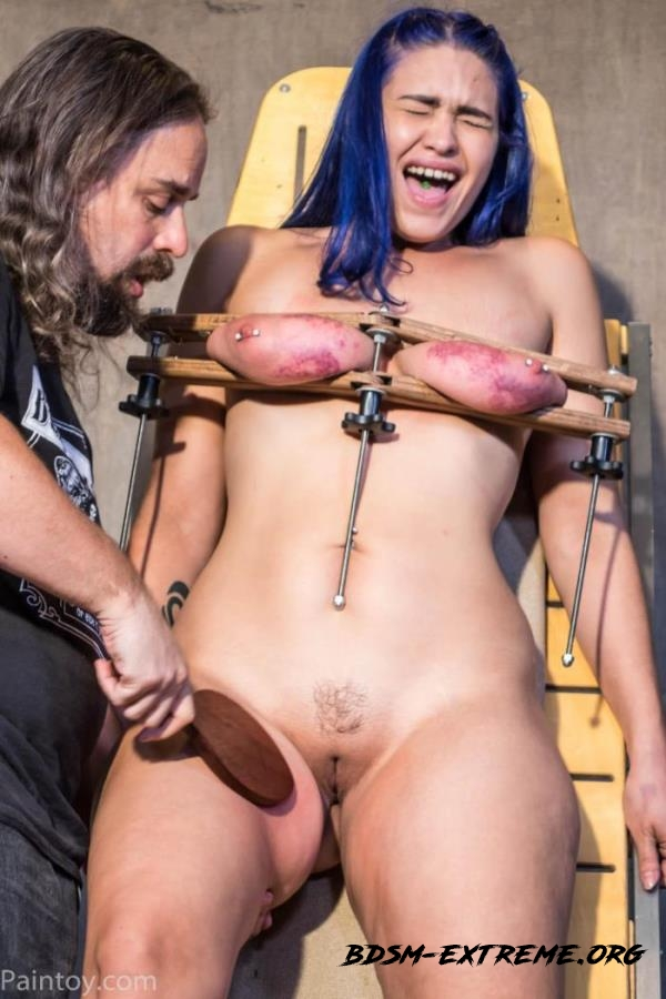Slaves are made for Hurting - part 2 With Kiki Sweet (2016/FullHD) [PainToy]