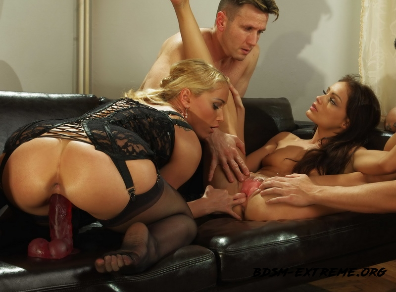 The Godmother - Part 3 With Kathia Nobili, Sophie Lynx (2013/FullHD) [21Sextreme]