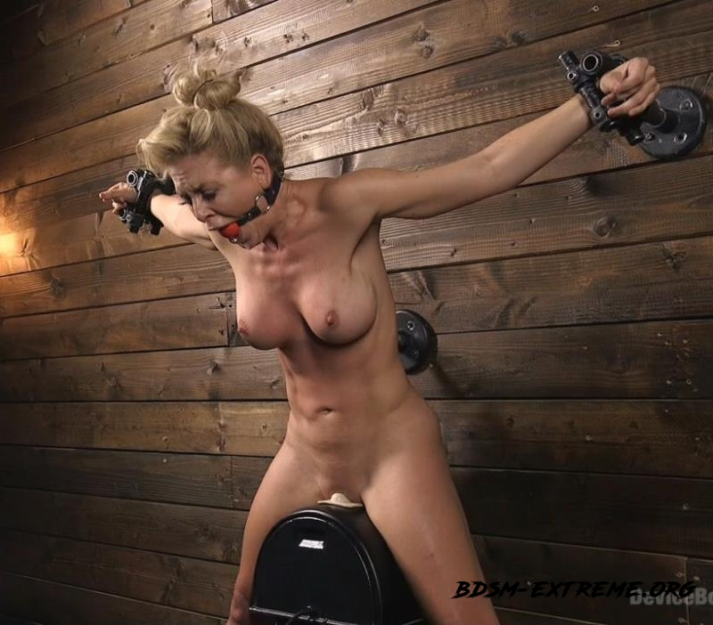 Athletic MILF Fuck Toy Cherie Deville Punished in Bondage and Sybian! With Cherie Deville, The Pope (2017/HD) [KINK]