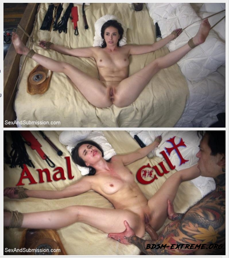 Anal Cult With Casey Calvert (2018/HD) [Kink]