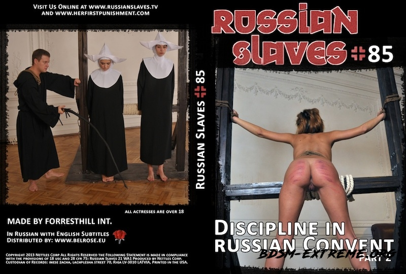 Russian Slaves 85 With Spanking (2013/SD) [HerFirstPunishment]