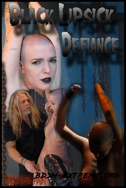 Black Lipstick Defiance With Abigail Dupree (2016/HD)