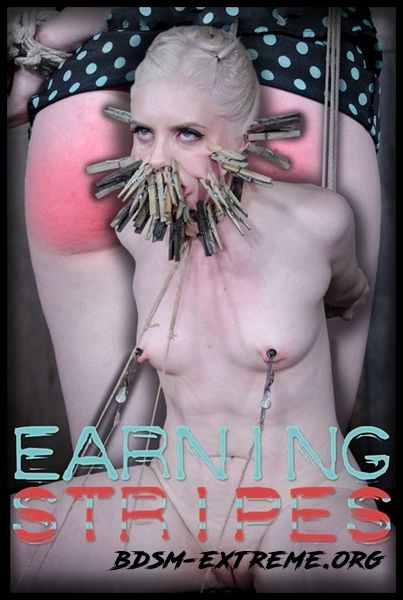 Earning Stripes Part 1 With Dresden (2016/HD)