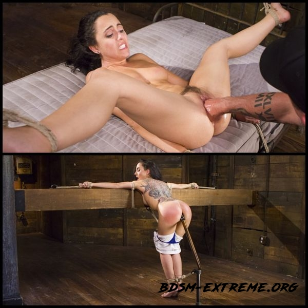 College Girl/Pain Slut Suffers in EXTREME Bondage & Brutal Domination (2016/HD)