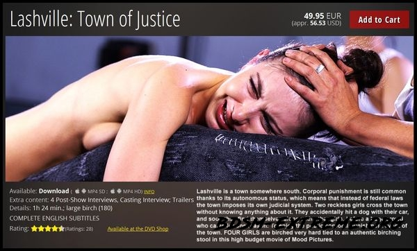 Lashville: Town of Justice (2020/HD)