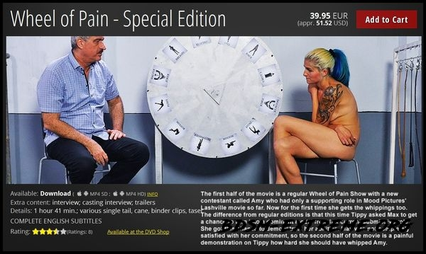 Wheel of Pain – Special Edition (2020/FullHD)