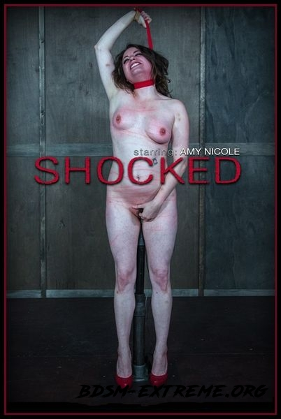 Shocked With Amy Nicole (2016/HD)