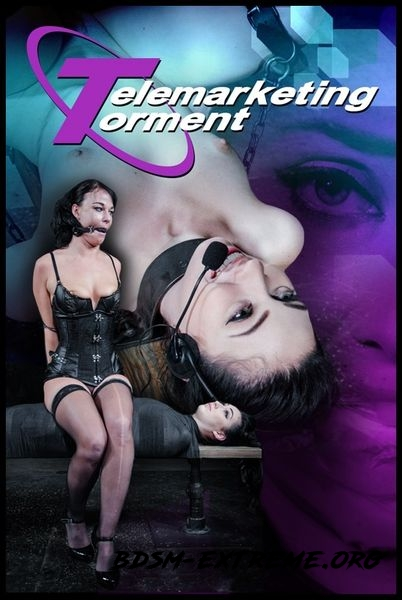Telemarketing Torment With Aria Alexander (2020/HD)