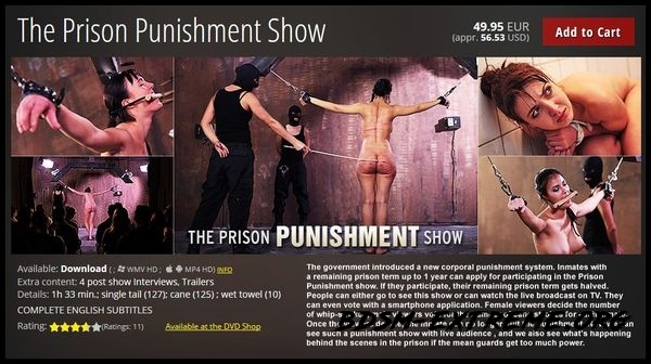 The Prison Punishment Show (2020/HD)