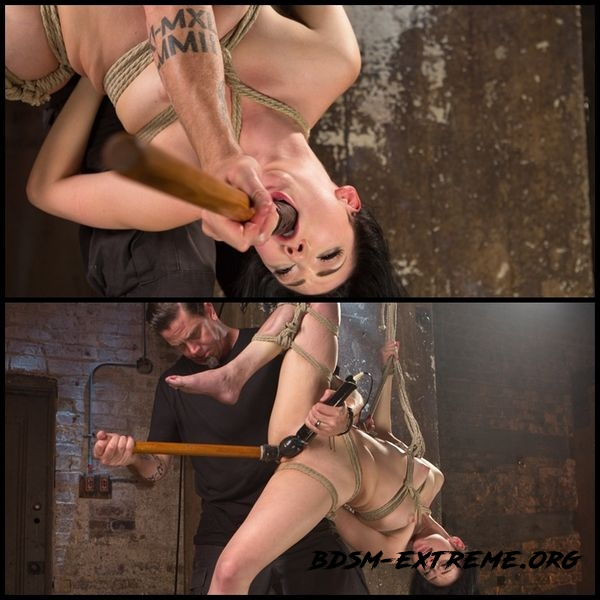 Aria Alexander in her First Ever Hogtied Shoot With Aria Alexander (2020/HD)